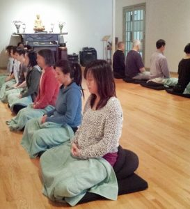 Chan Workshop (禪工作坊) @ DDMBA Chicago Meditation Center